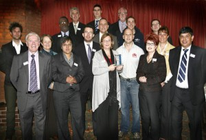 B2B win economic regeneration award