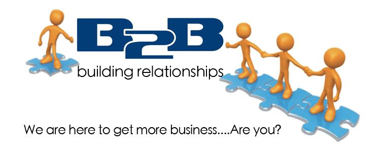 B2B Building Relationships banner